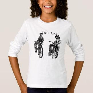 Overhemd van het broodjesA1 het Lange Sleeves van T Shirt