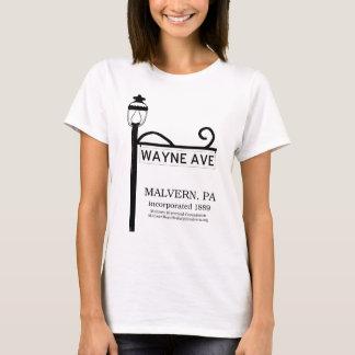PA de Malvern - T-shirt d'avenue de Wayne