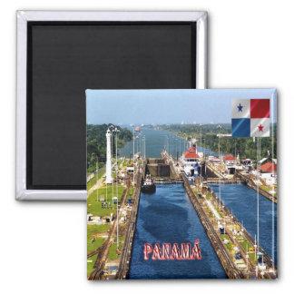 PA - Le Panama - serrures de canal Magnet Carré