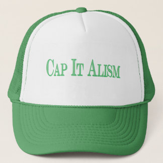 PAC IL casquette d'Alism