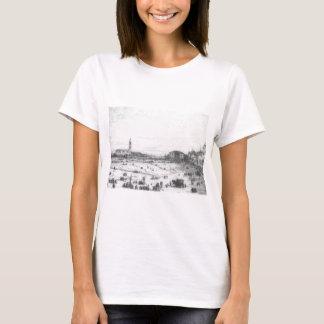 Padoue : Le della Valle de Prato avec Père Noël T-shirt