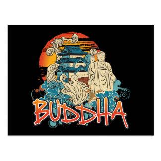 Pagoda de Bouddha Cartes Postales