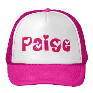 Paige in Harten Mesh Petten