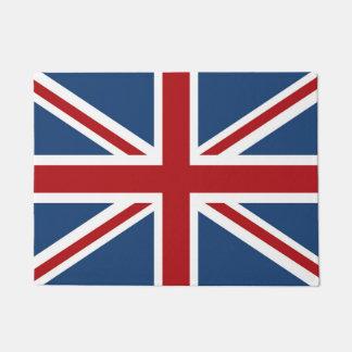 Paillasson Drapeau classique d'Union Jack R-U