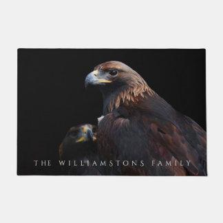 Paillasson Eagles d'or : Beautés par les barres
