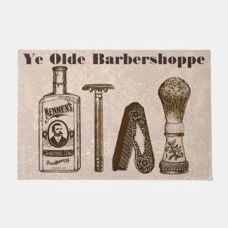 Paillasson Le YE Barbershoppe d'antan