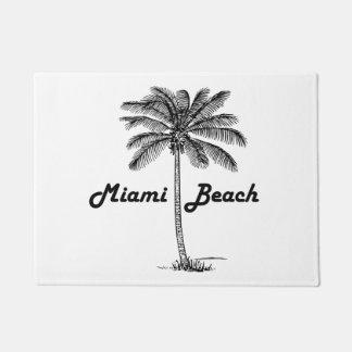Paillasson Miami Beach
