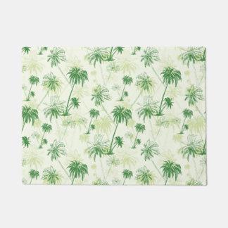 Paillasson Motif vert de palmier
