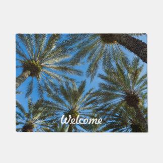 Paillasson Parapluie de palmiers