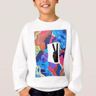 Paix de splendeur sweatshirt