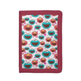 Paix d'Elmo et de monstre | de biscuit et motif