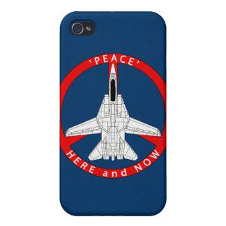 PAIX - ici et maintenant iPhone 4 Case