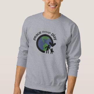 Paix par le sweatshirt de jeu