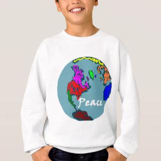 Paix sur terre sweatshirt
