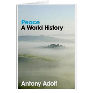 Paix : Une histoire du monde Carte