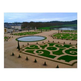 Palais de jardin de Versailles en Île-De-France r Cartes Postales