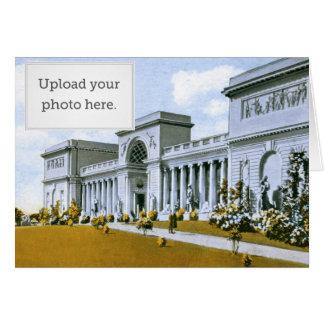 Palais de la Californie de la légion d'honneur Carte