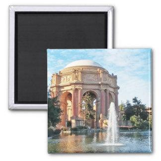 Palais des beaux-arts - San Francisco Aimant