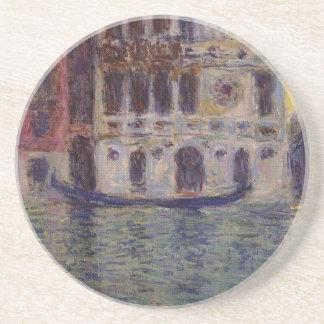 Palazzo Dario 3 par Claude Monet Dessous De Verre