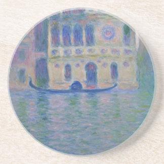 Palazzo Dario 4 par Claude Monet Dessous De Verre