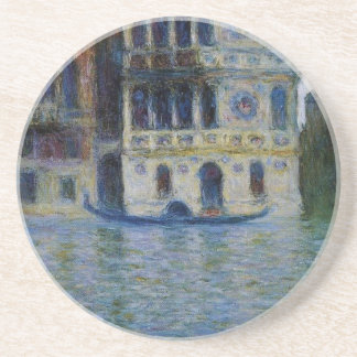 Palazzo Dario par Claude Monet Dessous De Verre