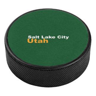 Palet De Hockey Galet d'hockey de Salt Lake City, Utah