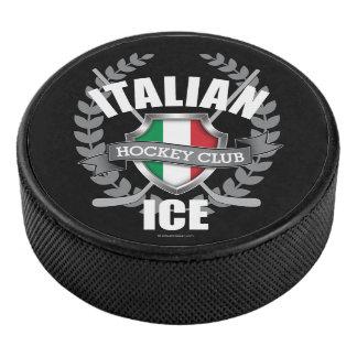 Palet De Hockey Hockey sur glace italien