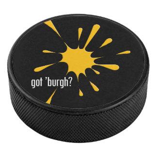 Palet De Hockey 'municipalité passée ?