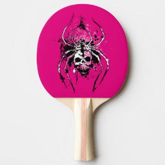 Palette de ping-pong de SkullSpider Raquette De Ping Pong