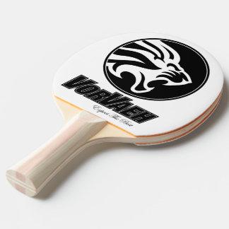 Palette de ping-pong de VORVAEH Raquette Tennis De Table