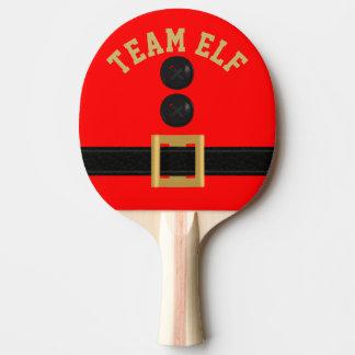 Palette faite sur commande de ping-pong d'Elf Raquette De Ping Pong