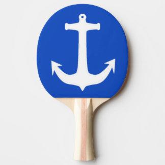 Palette géniale de ping-pong d'ancre raquette tennis de table