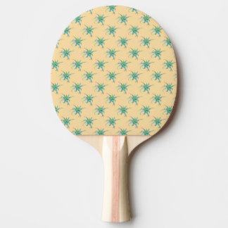 Palette succulente de ping-pong d'usine raquette de ping pong