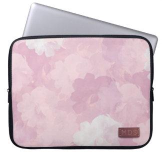 Pâlissez - la douille rose d'ordinateur portable protection pour ordinateur portable