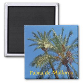 Palma de Majorque - aimant de souvenir