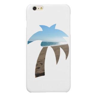 Palmier orienté de plage