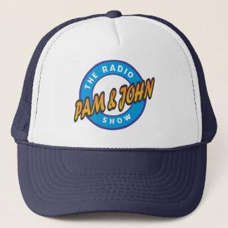 Pam et casquette officiels de camionneur