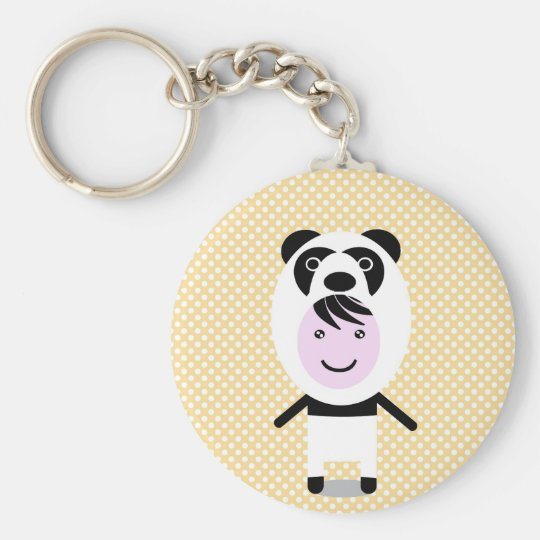 Pam panda porte-clés