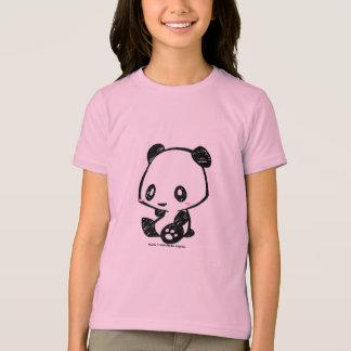 Panda de Weetle T-shirt