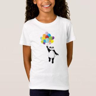 Panda et ballons T-Shirt