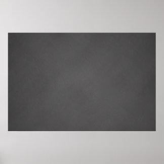 Panneau de craie gris de noir d'arrière - plan de