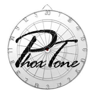 Panneau de dard de PhoxTone Jeux De Fléchettes