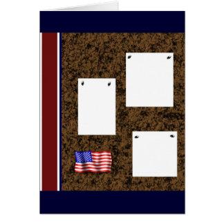 Panneau patriotique de liège avec le drapeau carte