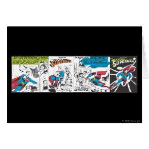 Panneaux comiques 2 de Superman