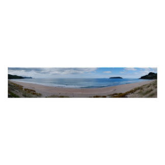 Panorama de plage