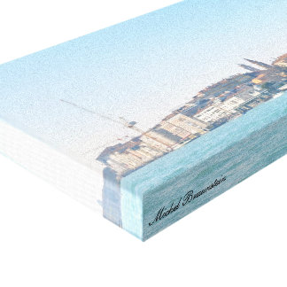 Panorama de Venise, Italie - toile