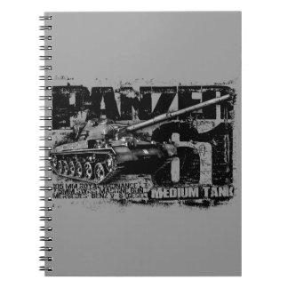 Panzer 61 carnets