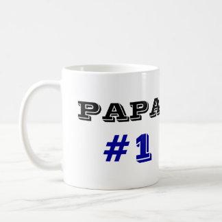 PAPA #1 MUG