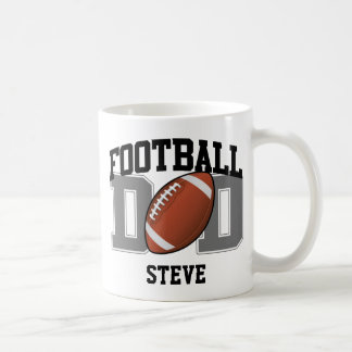 Papa du football mug