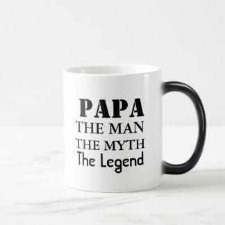 PAPA l'homme le mythe la légende - Mug Magique